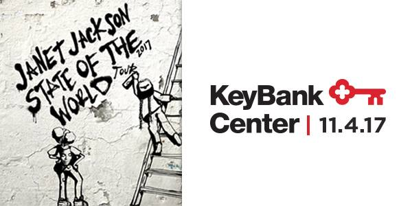 Janet Jackson | KeyBank Center @ KeyBank Center | Buffalo | NY | United States