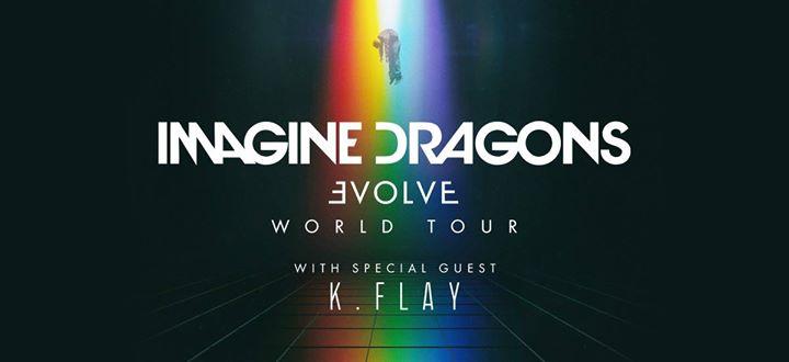 The Edge welcomes Imagine Dragons @ KeyBank Center | Buffalo | NY | United States