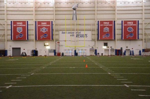 RivAlz Buffalo Blondes vs. Brunettes @ ADPRO Sports Training Center | Orchard Park, New York