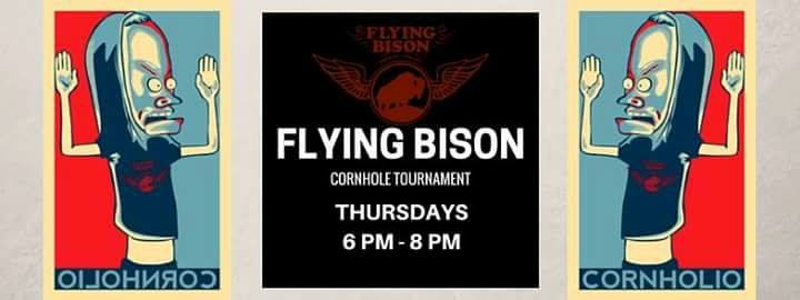 Thirsty Thursday Cornhole Tournament @ Flying Bison Brewing Company | Buffalo | NY | United States
