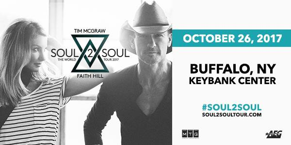 Tim McGraw & Faith Hill | KeyBank Center @ KeyBank Center | Buffalo | NY | United States