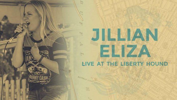 Jillian Eliza Live at the Liberty Hound! @ Liberty Hound | Buffalo | NY | United States