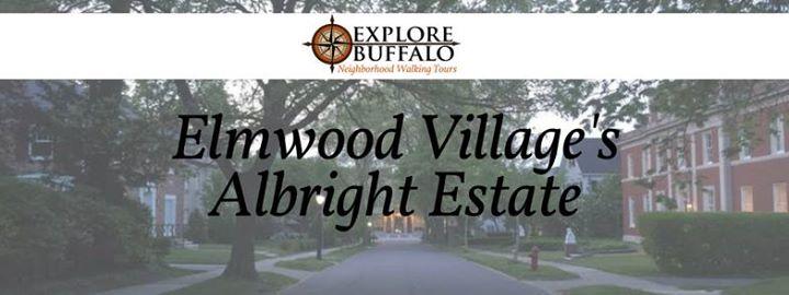 Elmwood Village's Albright Estate @ Spot Coffee Elmwood | Buffalo | NY | United States