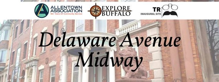 Delaware Avenue Midway @ Theodore Roosevelt Inaugural National Historic Site | Buffalo | NY | United States