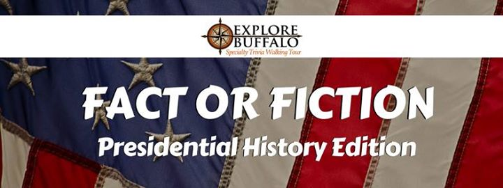 Fact or Fiction Tour @ Pan American Grill & Brewery | Buffalo | NY | United States