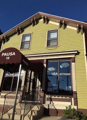 IndicatorArt - Group exhibition opening reception-Matthew Palmo @ Pausa Art House | Buffalo | NY | United States