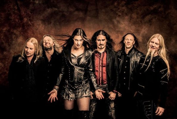Nightwish: Decades North America 2018 at The Rapids Theatre @ The Rapids Theater, Niagara Falls, U.S.A. | Niagara Falls | NY | United States