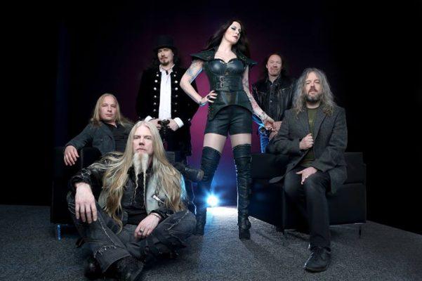 Nightwish at The Rapids Theatre @ The Rapids Theater, Niagara Falls, U.S.A. | Niagara Falls | NY | United States