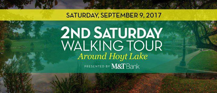 Historical Walking Tour Around Hoyt Lake @ Hoyt Lake, Delaware Park, Buffalo Ny   Buffalo   NY   United States