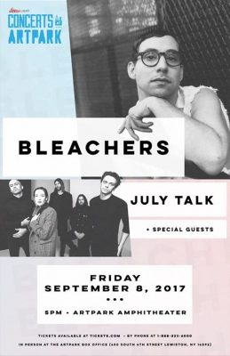 103.3 The Edge welcomes Bleachers @ Artpark | Lewiston | NY | United States