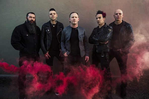 Stone Sour w/ Steel Panther and Cherry Bombs at The Rapids Theatre @ The Rapids Theater, Niagara Falls, U.S.A. | Niagara Falls | NY | United States
