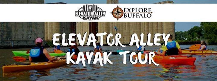 Elevator Alley Kayak Tour @ Elevator Alley Kayak | Buffalo | NY | United States