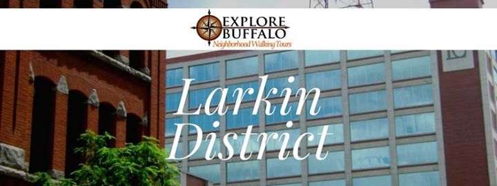 Larkin District Tour @ Flying Bison Brewing Company | Buffalo | NY | United States