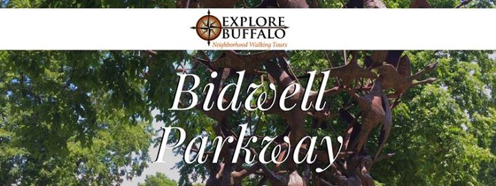 Bidwell Parkway Tour @ Soldiers Circle | Buffalo | NY | United States