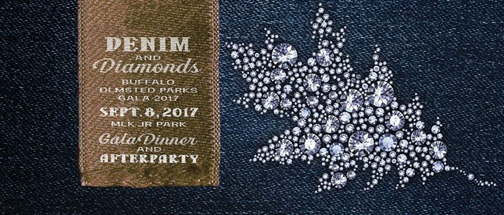 Denim & Diamonds Afterparty for Olmsted @ Martin Luther King Jr. Park