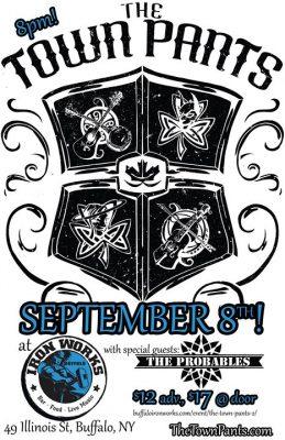 Buffalo NY Show! @ Buffalo Iron Works   Buffalo   NY   United States