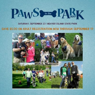 Paws in the Park 2017 @ Beaver Island State Park   Grand Island   NY   United States
