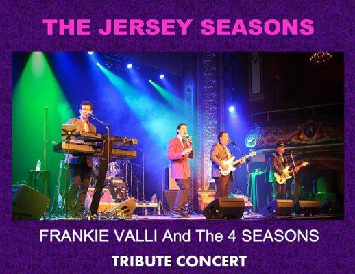 Jersey Seasons: A Tribute to Frankie Valli & The Four Seasons @ Riviera Theatre and Performing Arts Center | North Tonawanda | NY | United States