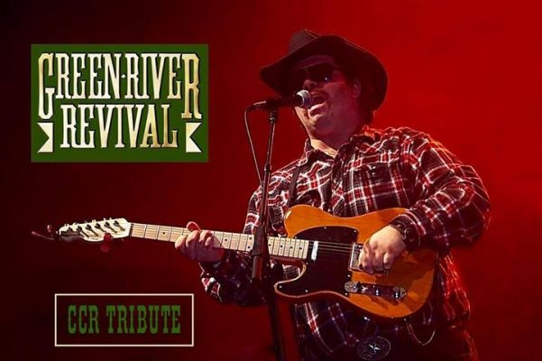 Green River Revival – Tribute to Credence Clearwater Revival @ Riviera Theatre and Performing Arts Center | North Tonawanda | NY | United States