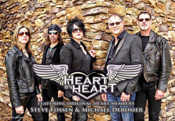 Heart By Heart @ Riviera Theatre and Performing Arts Center | North Tonawanda | NY | United States