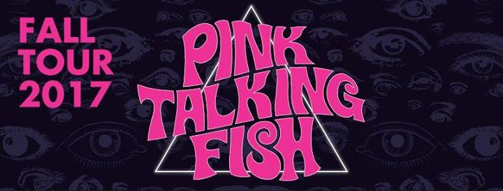 Tonight! Pink Talking Fish at Buffalo Iron Works - OCT 6th @ Buffalo Iron Works | Buffalo | NY | United States