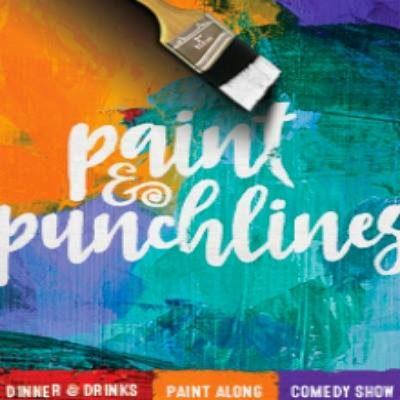 Paint & Punchlines! Sep 17th @ Helium Comedy Club -  Buffalo   Buffalo   NY   United States