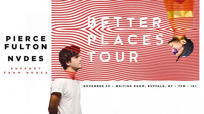 New Venue - Pierce Fulton & NVDES - Nov 30 at VENU @ VENU   Buffalo   NY   United States