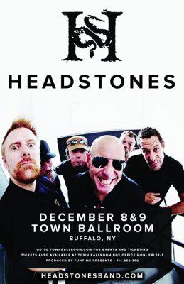 Headstones at Town Ballroom @ Town Ballroom   Buffalo   NY   United States