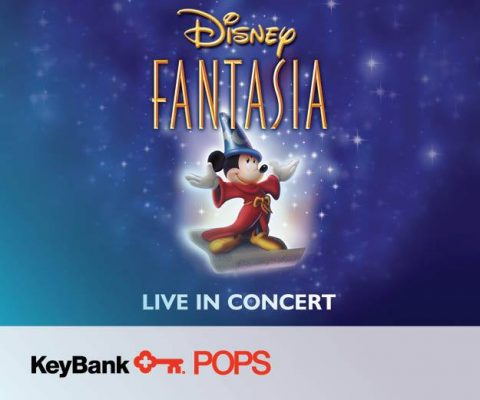 Disney Fantasia Live in Concert @ Kleinhans Music Hall | Buffalo | NY | United States