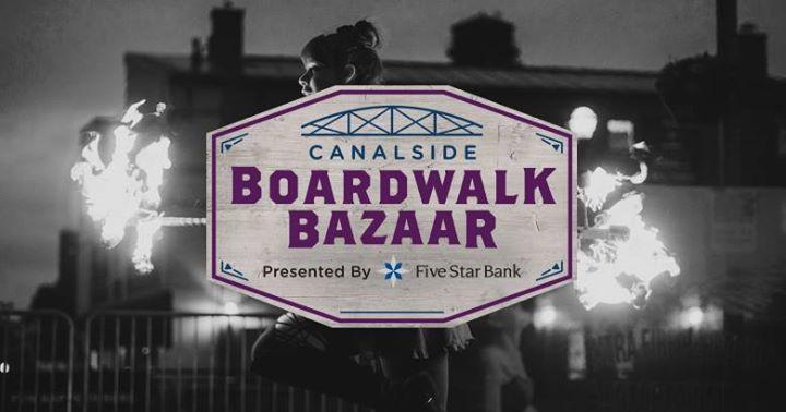 Boardwalk Bazaar @ Canalside Buffalo | Buffalo | NY | United States