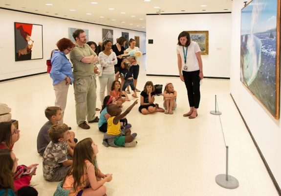 $5 Family Funday: September 10 @ Albright-Knox Art Gallery | Buffalo | NY | United States