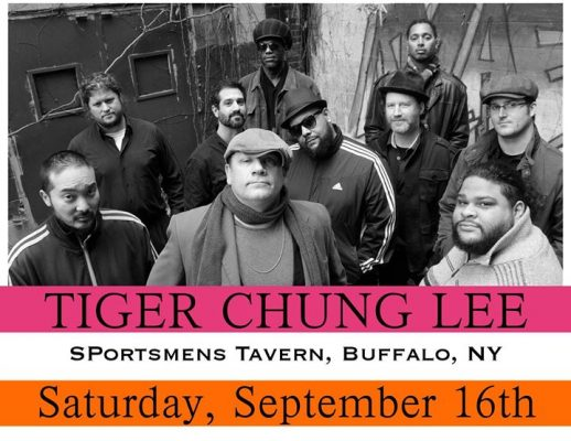 Tiger Chung Lee @ Sportsmens Tavern | Buffalo | NY | United States