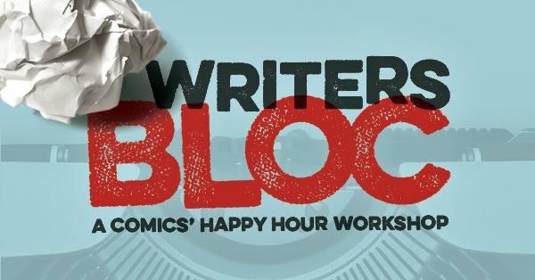 Writers Bloc! Oct 3rd @ Helium Comedy Club -  Buffalo   Buffalo   NY   United States