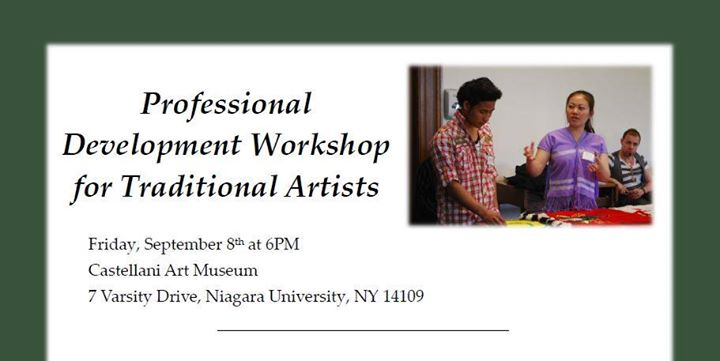 Know Your Rights as an Artist @ Castellani Art Museum | Niagara University | NY | United States