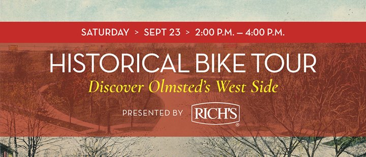 Historical Bike Tour of Olmsted's West Side