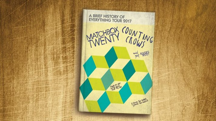 Matchbox Twenty & Counting Crows: A Brief History Of Everything Tour @ Darien Lake Performing Arts Center | Darien Center | NY | United States