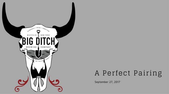 Big Ditch Food & Beer Pairing @ The Burning Buffalo Bar & Grill | Buffalo | NY | United States
