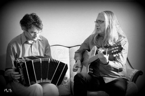 Moshe & Miguel - Tangos y Canciones @ Pausa Art House | Buffalo | NY | United States
