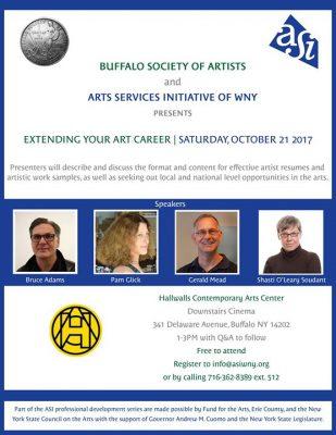 Extending Your Art Career