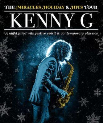 Kenny G - The Miracles Holiday & Hits Tour @ Riviera Theatre and Performing Arts Center | North Tonawanda | NY | United States