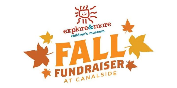 Fall Fest Fundraiser With Explore & More @ Canalside Buffalo | Buffalo | NY | United States