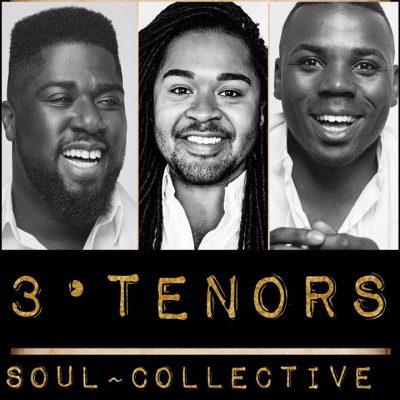 Three Tenors - Cabaret Show @ Pausa Art House | Buffalo | NY | United States