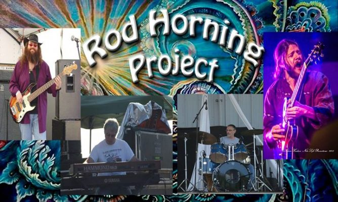 Rod Horning Project @ Hot Mama's Canteen | Buffalo | NY | United States