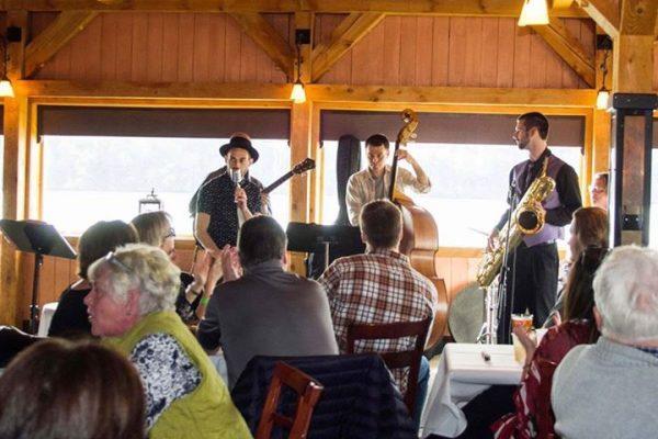 Luke Ciminelli Quintet @ Hot Mama's Canteen | Buffalo | NY | United States