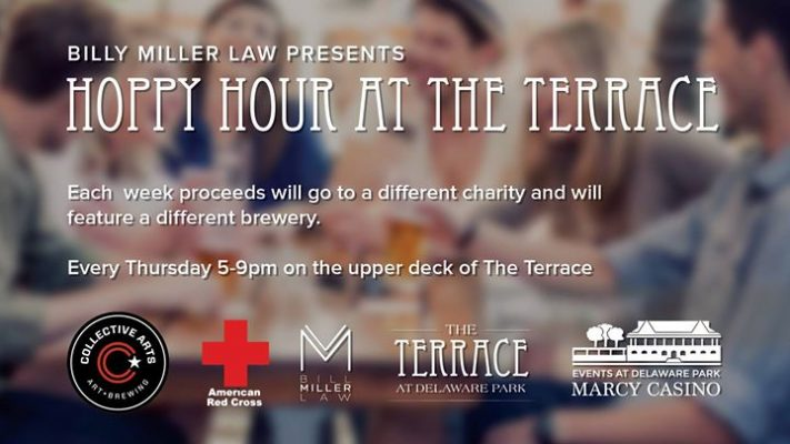 Hoppy Hour Benefit for American Red Cross w/ Collective Arts @ The Terrace at Delaware Park | Buffalo | NY | United States