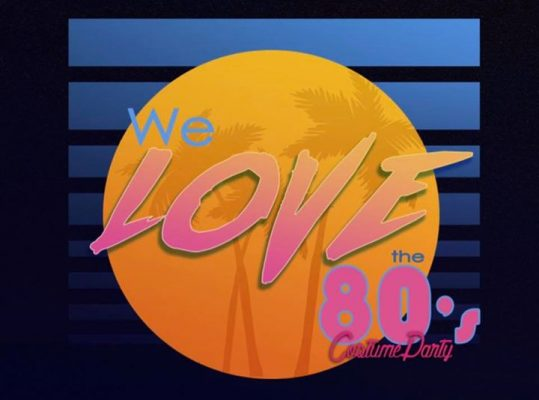 We Love the 80's at Buffalo Iron Works - OCT 30th @ Buffalo Iron Works   Buffalo   NY   United States