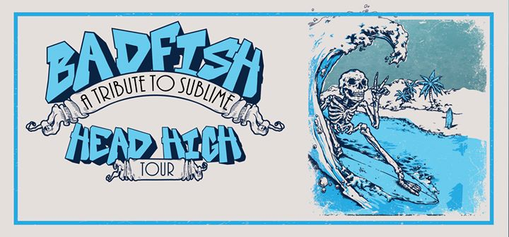 Badfish: a Tribute to Sublime HEAD HIGH TOUR. @ Town Ballroom | Buffalo | NY | United States
