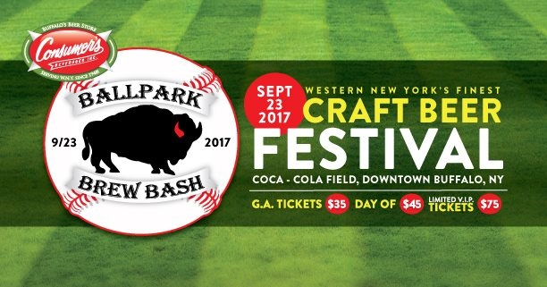 Ballpark Brew Bash 2017 @ Coca-Cola Field | Buffalo | NY | United States