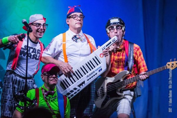 Oktoberfest Featuring NERDS GONE WILD! @ Angry Buffalo at The Rose Garden | Williamsville | NY | United States