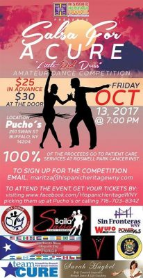 Salsa For a Cure (Amateur Dance Competition) @ Pucho Olivencia | Buffalo | NY | United States